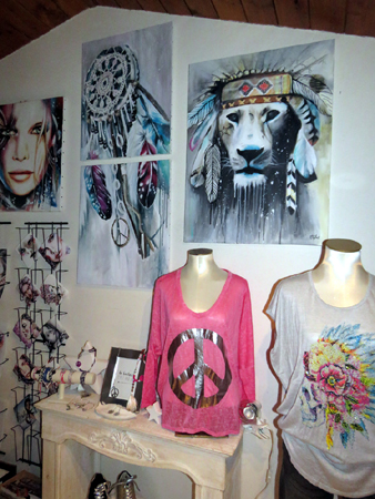 Atelier boutique